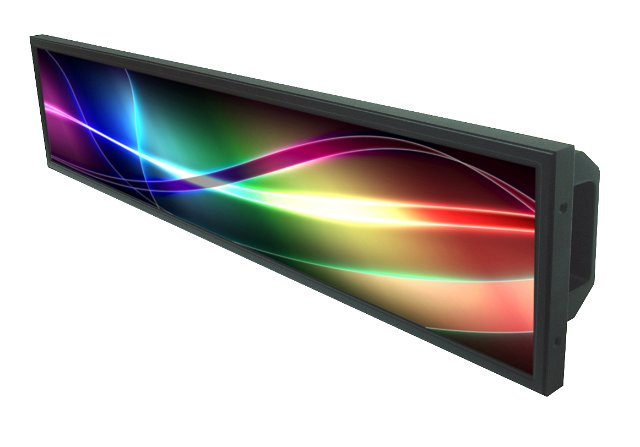 Ssd2845 28 Inch Ultra Wide Stretched Bar Lcd Monitor