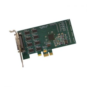 8 Port Low Profile Pci Express Serial Communication Card