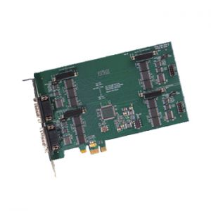 Isolated 4 Port Pci Express Rs 232422485 Serial Communication Card