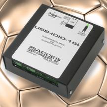 USB Digital Input//Output Module Independently Selectable for Inputs or Outputs 32-Channel USB-DIO-32I