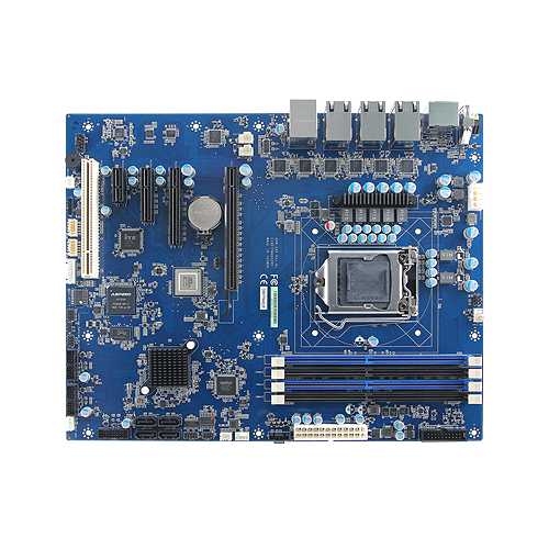 Avalue HPM-246 Intel Core, Pentium, Celeron, Xeon ATX Motherboard w/ Intel C246