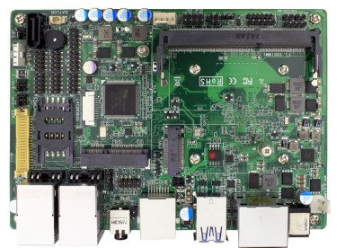 "ICOP APL-35-N3350 Intel Apollo Lake N3350 1.10GHz 3.5"" SBC w/ 6x COM and 6x USB"
