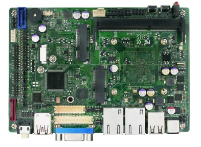 "ICOP BYT-35-N2930 Intel Bay Trail N2930 Quad Core 3.5"" SBC w/ 4x COM & 8x USB"