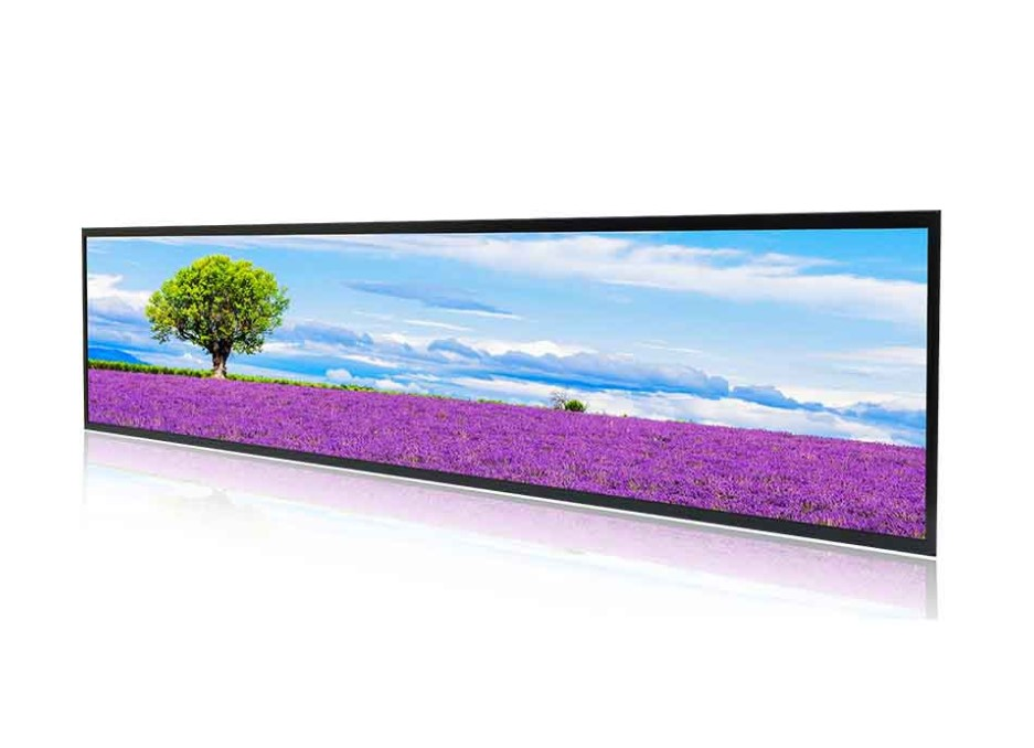 "Litemax SSF3705-Y 37"" Ultra Wide Sunlight Readable Stretched LCD Display"