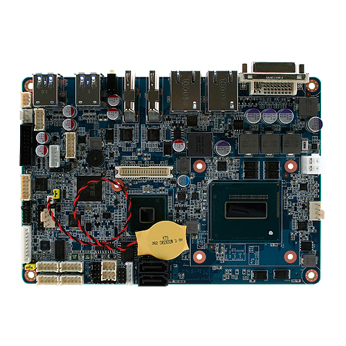 "Avalue EPI-QM87 6.5"" 4th Gen Intel Core i7/i5/i3 SBC with Intel QM87 Chipset"