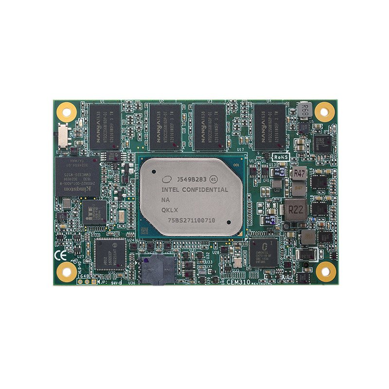Axiomtek CEM310 COM Type 10 Mini Module with Intel Atom x5 and x7 Processor