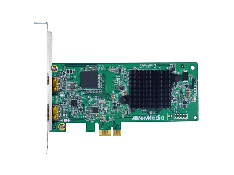 AVerMedia CL311-M2 Full HD HDMI 1080P 60FPS PCIe Capture Card