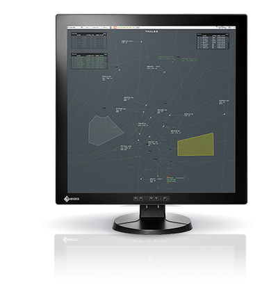 "Eizo Raptor SQ2825 28"" Air Traffic Control Display"