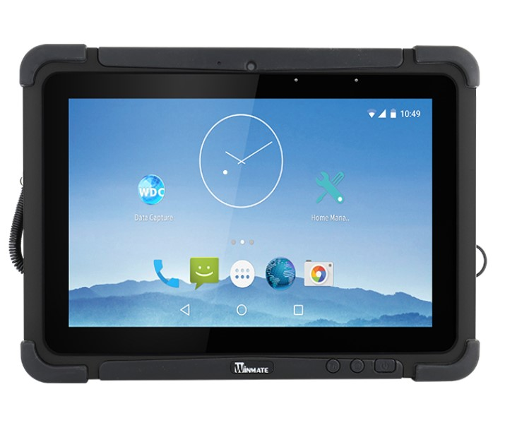"Winmate M101M8-4E 10.1"" ARM Cortex IP65 Rugged Android PCAP Touchscreen Tablet"