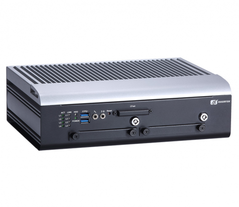 Fanless Marine PC with Intel Core i7 CPU (IEC60945)