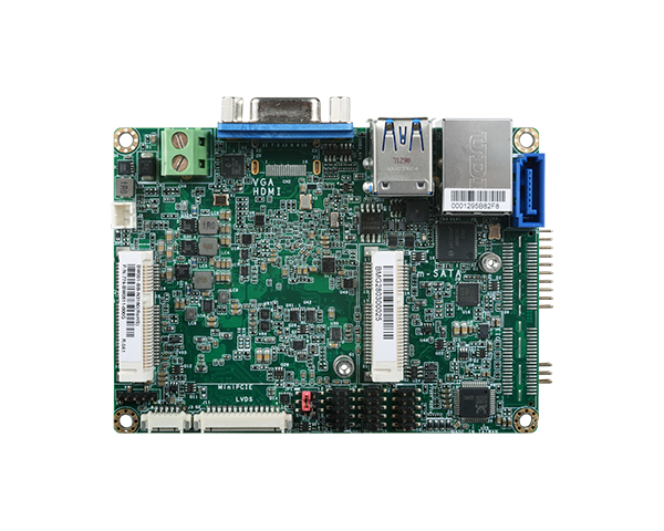 PICO ITX Board with Intel N3000 CPU