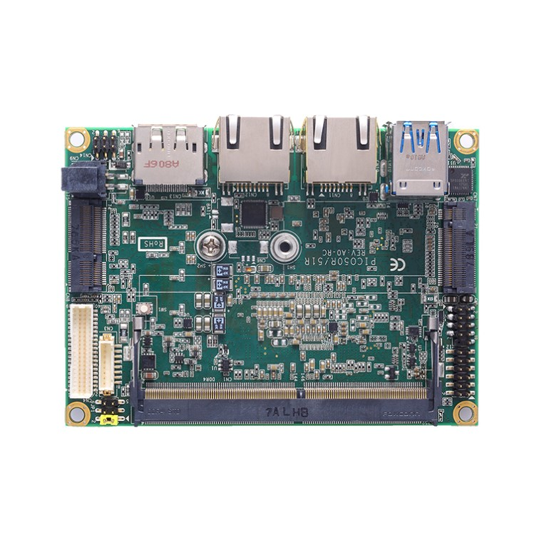 Axiomtek PICO50R 6th Gen Intel Core i7/i5/i3 and Celeron Pico-ITX Motherboard