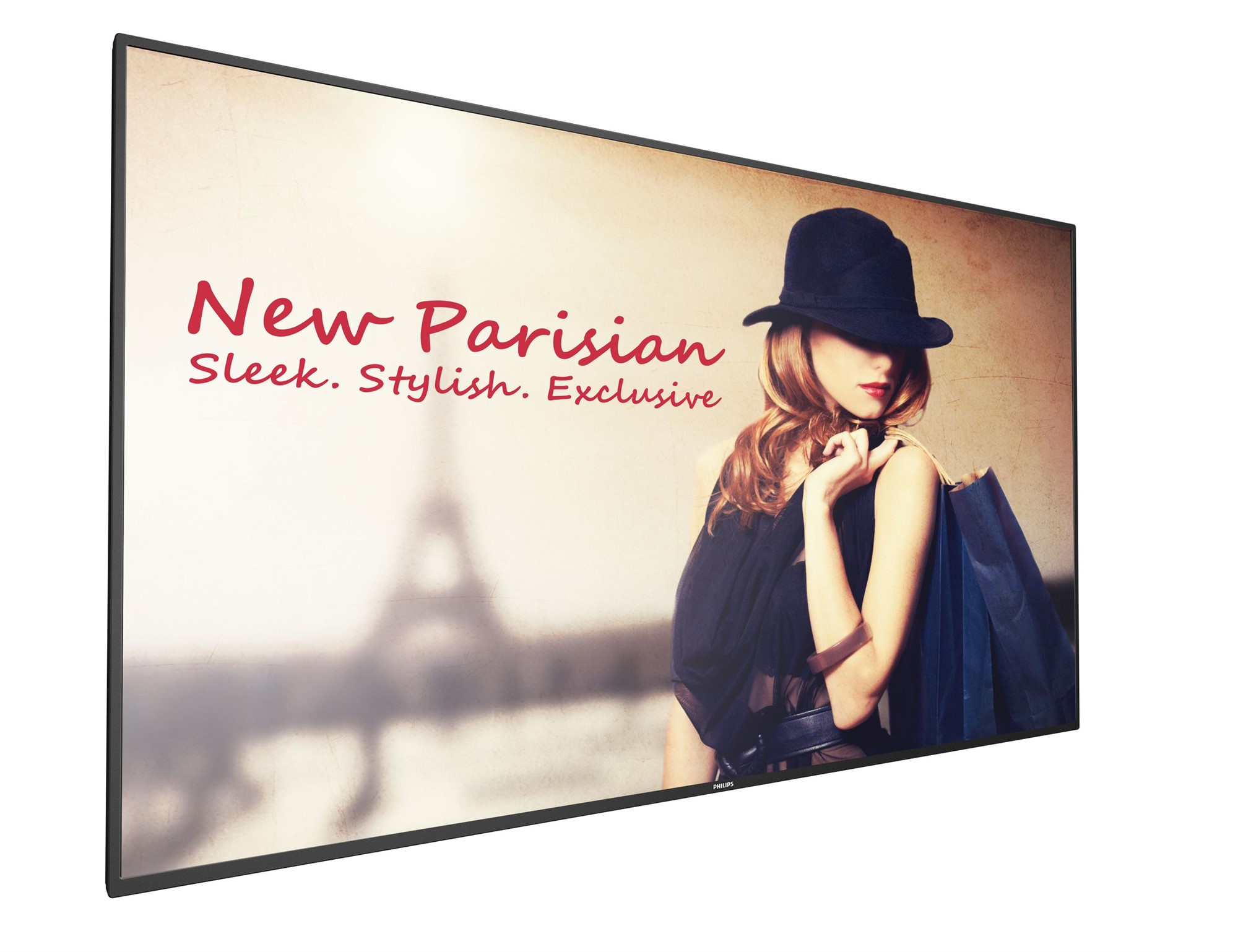 "32"" Signage Display 24/7 Commercial LCD"