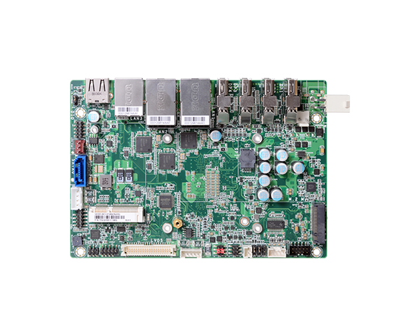 "DFI GH551 3.5"" AMD Ryzen V1000/R1000 Single Board Computer w/ up to 16GB Memory"