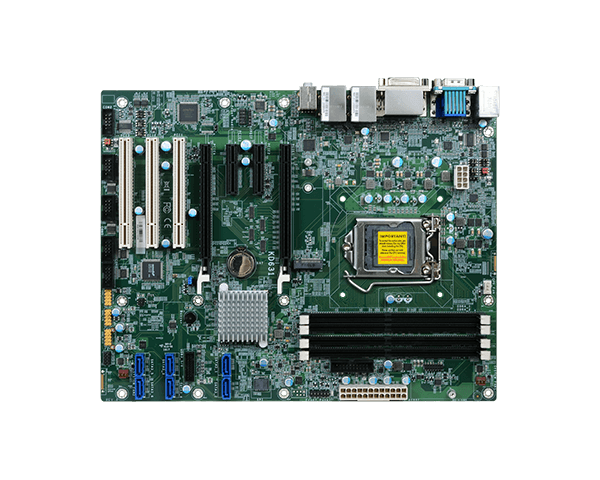 DFI KD631-C236 6th/7th Gen Intel Core Industrial ATX Motherboard with Intel C236