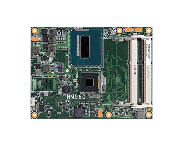 DFI HM960-HM86 COM Basic Type 6 4th Gen Intel Core Processor, Intel HM86 Chipset