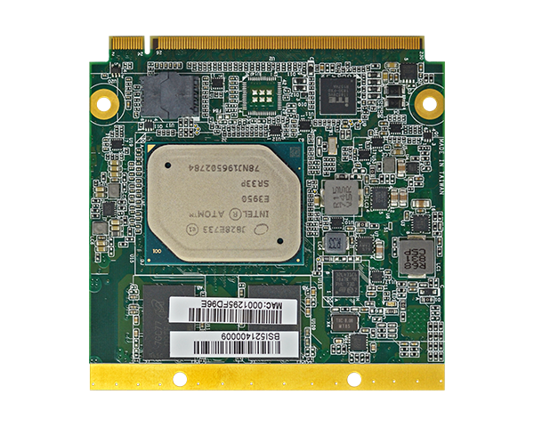 DFI AL701 Qseven Module with 4GB/8GB LPDDR4 Dual Channel Memory Down