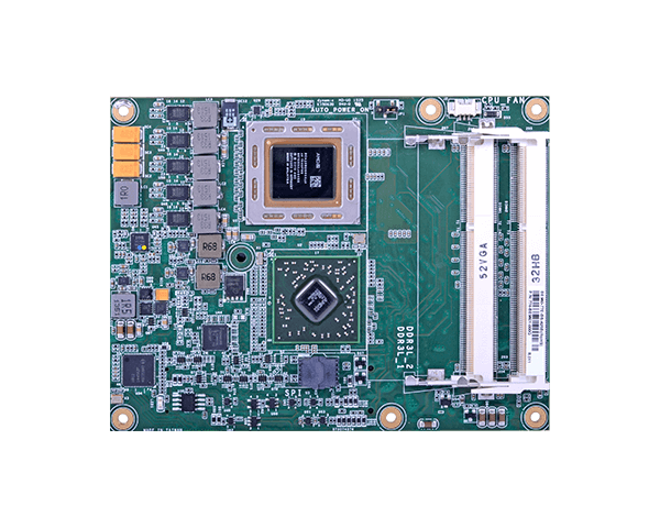 DFI BE960 COM Basic Type 6 with 2nd Gen AMD R-Series,AMD A77E & DDR3L up to 16GB