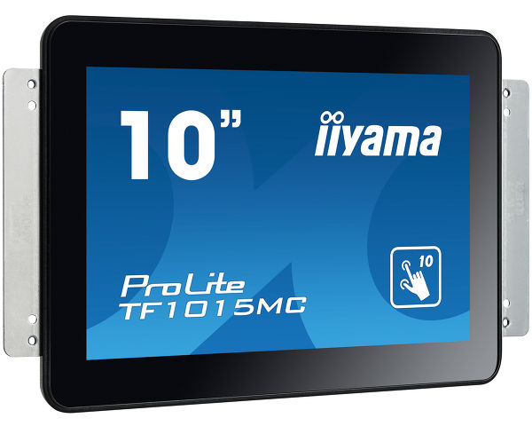 iiyama TF1015MC-B2 Open Frame PCAP 10pt Touch Screen With a Foam Seal Finish