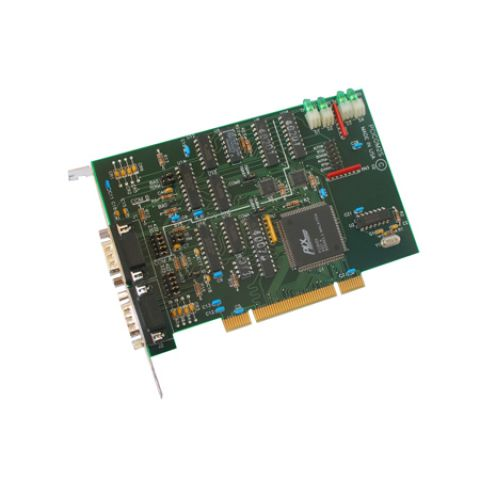 2-port PCI RS-232/422/485 Serial Communication Card