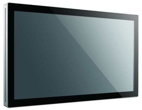 "21.5"" Widescreen Multi-Touch Panel PC with Intel Celeron J1900 CPU"