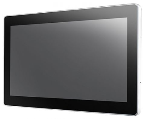 "15.6"" Widescreen Multi-Touch Panel PC with Intel BayTrail J1900 CPU"