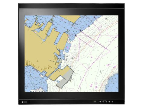 "DuraVision 19"" Marine Certified Touchscreen Monitor"