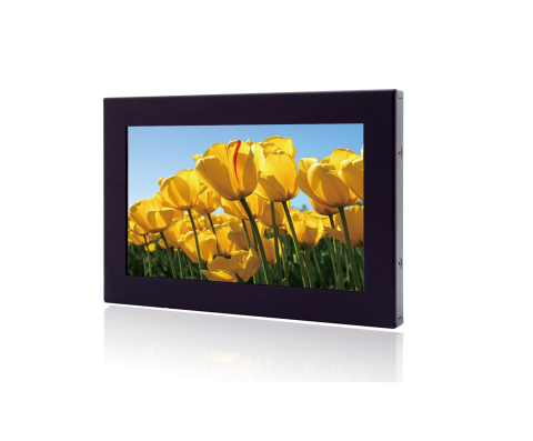 "7"" TFT LCD, 1000 nits LED backlight (1024x600)"