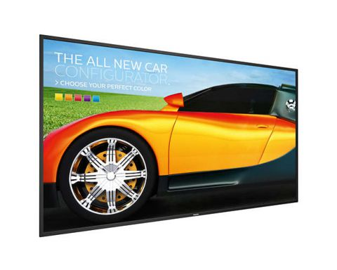 "86"" 4K UHD Signage Screen"