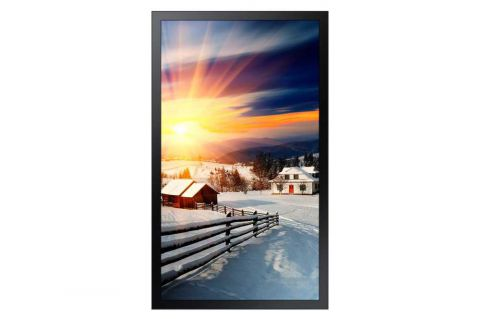 "85"" High Bright 4K Outdoor Display 24/7 Usage (2500cd/m2)"