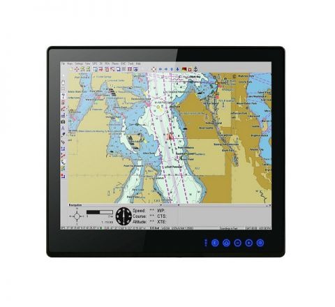 "19"" Flat Bezel Marine Monitor (1280x1024) (DNV Approved)"