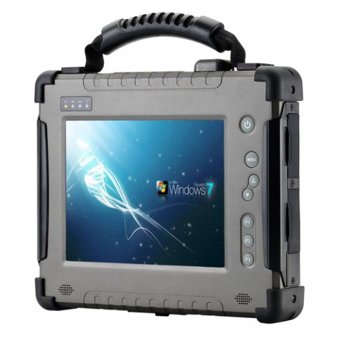 "10.4"" CANBUS Rugged Tablet PC with Intel Atom Dual Core N2800 CPU"