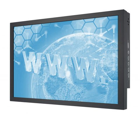 "24"" Widescreen Chassis Mount Monitor Wide Temp (1920x1080)"