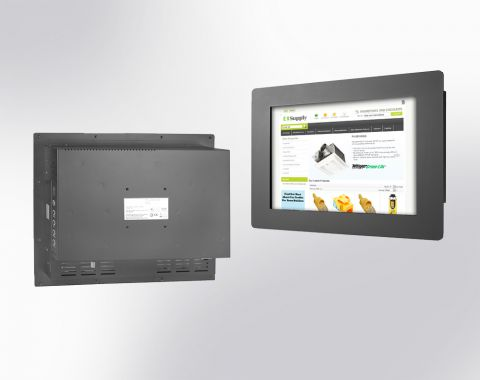 "21.5"" Widescreen IP65 Panel Mount Display (1920x1080)"