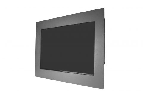 "24"" Widescreen Panel Mount Monitor Wide Viewing Angle (1920x1080)"