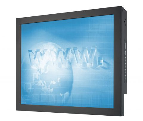 "20.1"" Chassis Mount LCD Touch Monitor with LED B/L (1600x1200)"