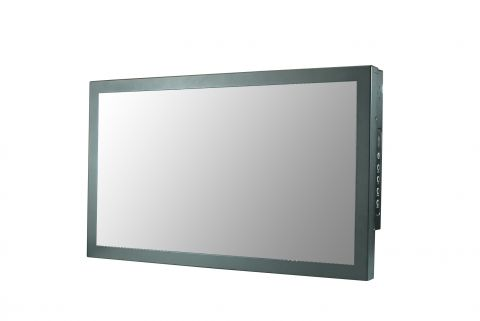"24"" Widescreen Chassis Mount Touchscreen Monitor with LED B/L (1920x1080)"