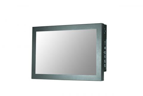 "15.4"" Touchscreen Widescreen Chassis Mount LCD Monitor with LED B/L (1280x800)"