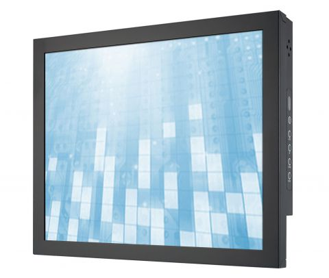 "15"" Chassis Mount Touchscreen Monitor with LED B/L (1024x768)"