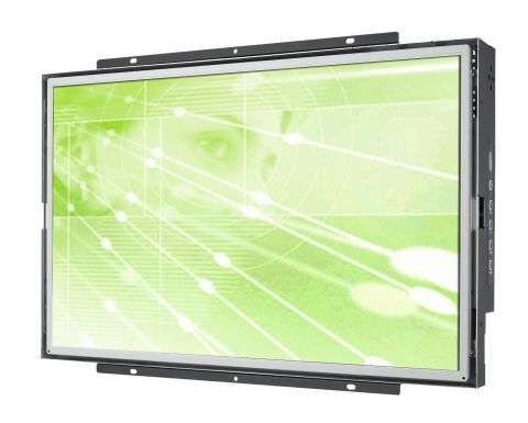 "26"" Widescreen Open Frame LCD Touch Display (1366x768)"