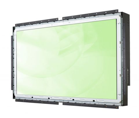 "55"" Widescreen Open Frame LCD Touch Display with LED B/L (4K UHD)"