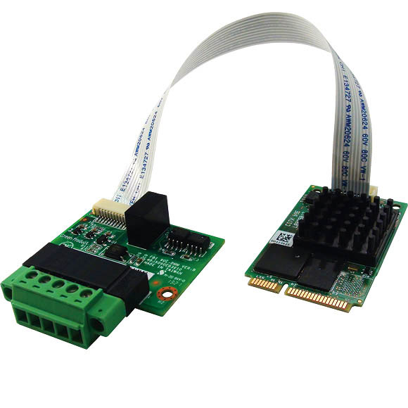 Fieldbus Mini PCIe Card