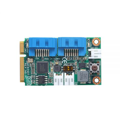 SATA Mini PCIe Cards