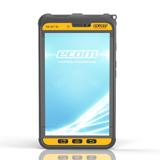 ATEX Certified Intrinsically Safe Mobile Computing Devices