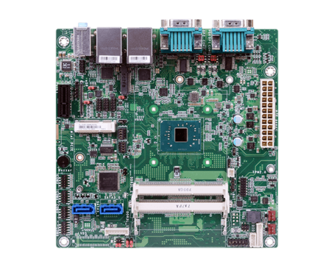 Industrial Mini-ITX Motherboards