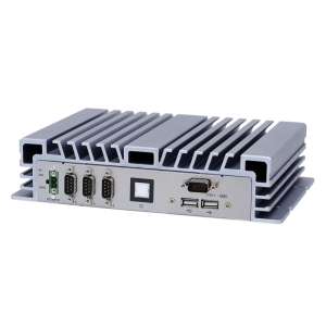 Arestech BPC-3080 8th Gen Intel Core Fanless Compact Embedded Box PC