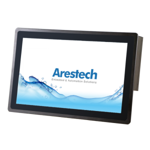"Arestech PPC-J217RW 21.5"" Intel Core i5/i3 Fanless Aluminium IP65 Touch Panel PC"