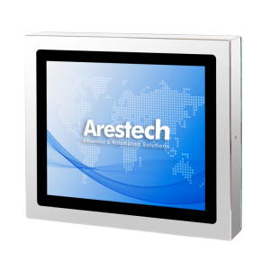 "Arestech PPC-Z197 19"" Intel Core IP66/69K Stainless Steel PCAP Touch Panel PC"