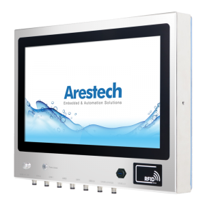 "Arestech PPC-Z213RW 21.5"" Intel Pentium IP66/69K Stainless Steel Touch Panel PC"