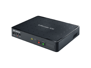 AVerMedia CR530 Two-In-One Snapshot and Video Recorder, Recording HD in 1080p